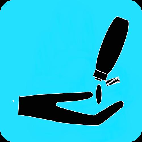 SAFENERGY hygiene pictogram